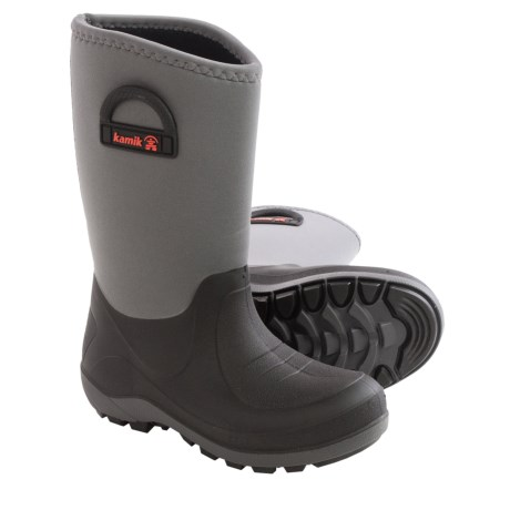 Kamik Bluster Snow Boots - Waterproof (For Little and Big Kids)