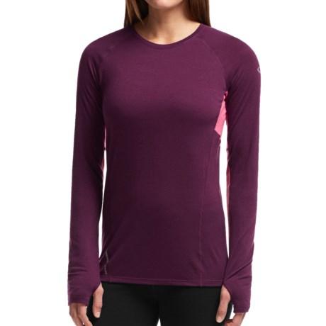 Icebreaker Comet Shirt - UPF 40+, Merino Wool, Long Sleeve (For Women)