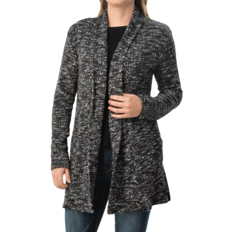 dylan Long Lodge Cardigan Sweater (For Women)