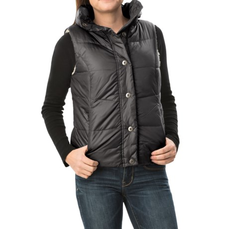 dylan Bowery Vest - Sherpa Lined (For Women)