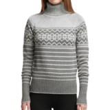 Icebreaker Aura Turtleneck Sweater - Merino Wool (For Women)