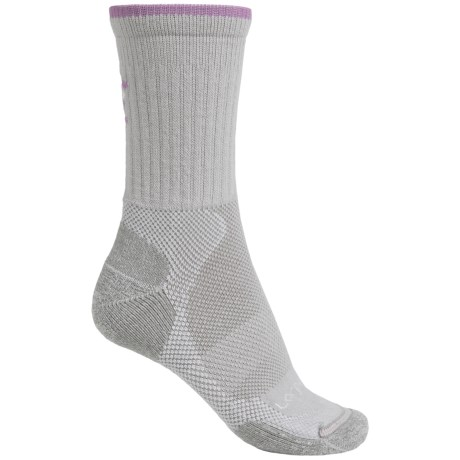 Lorpen Sail Light Hiking Socks - Merino Wool Blend, Crew (For Women)