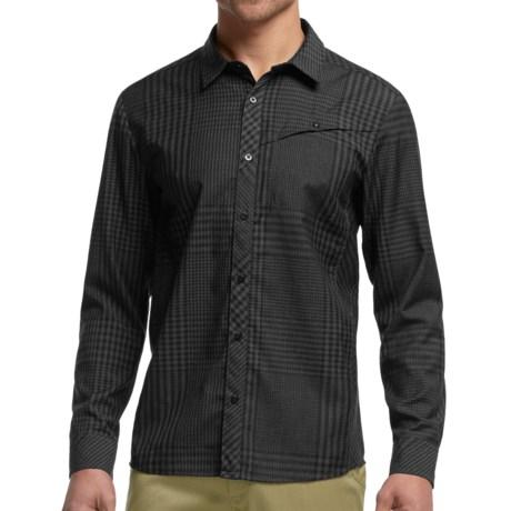 Icebreaker Departure Plaid Shirt - Merino Wool, Long Sleeve (For Men)