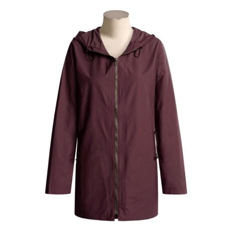 Harve Benard Water-Repellent Rain Coat (For Women)