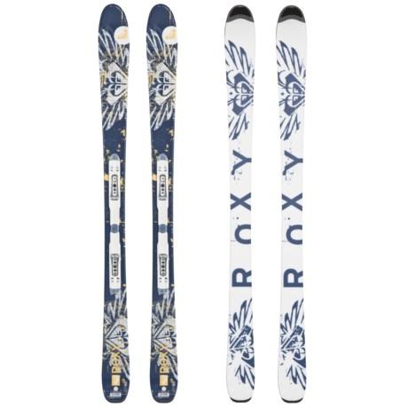Roxy Phoenix Skis - NX12 Light Integral Bindings (For Women)