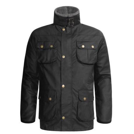J.G. Glover Londoner Jacket - Waxed Cotton (For Men)