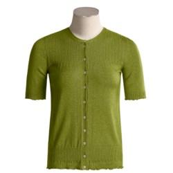 Bogner Geena Knit Shirt - Elbow Sleeve (For Women)
