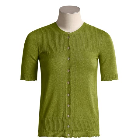 Bogner Geena Knit Shirt - Elbow Sleeve (For Women)