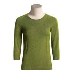 Bogner Gela Knit Shirt - 3/4 Sleeve (For Women)