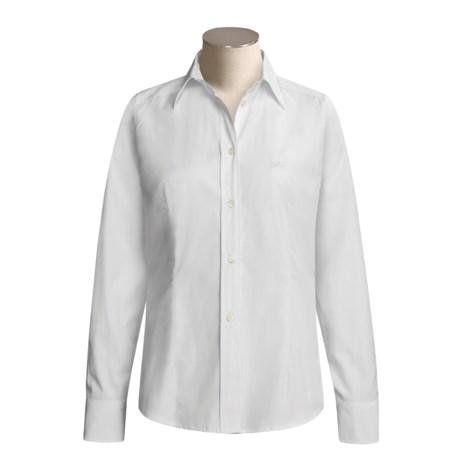 Bogner Cotton Lynn Blouse - Long Sleeve (For Women)