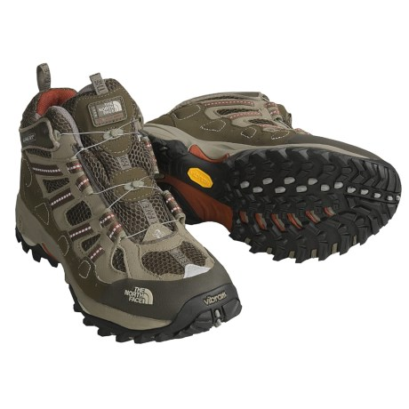 The North Face Plasma Hiking Boots with BOA® Lacing System - Waterproof Gore-Tex® XCR® (For Men)