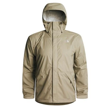North face venture men's rain jacket