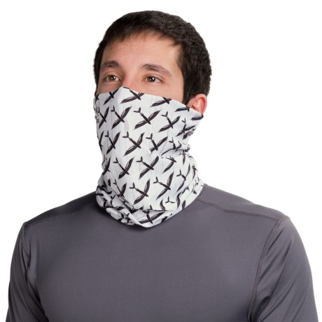 Buff UV  Bug Slinger Fishing Neck Gaiter (For Men and Women)