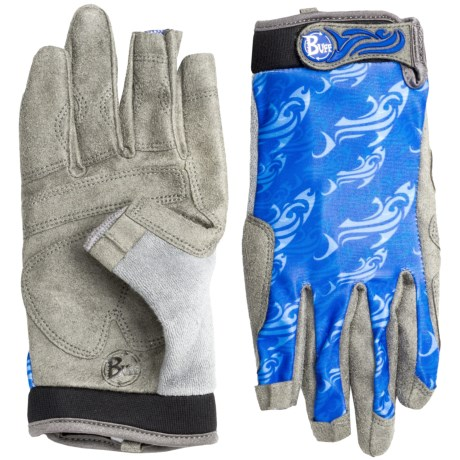 Buff Pro Series Fighting Work Gloves - UPF 50+ (For Men and Women)