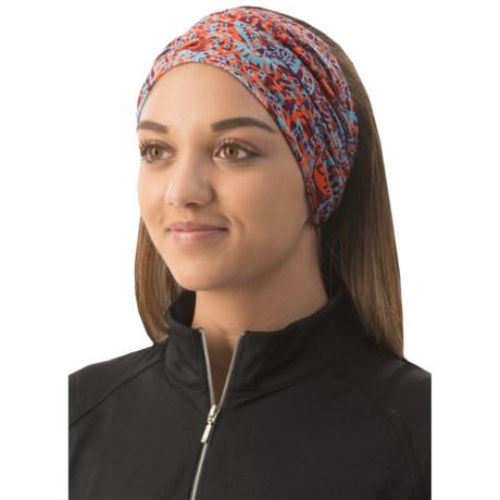Buff UV  Headwear - UPF 20, CoolMax®, Slim Fit (For Women)