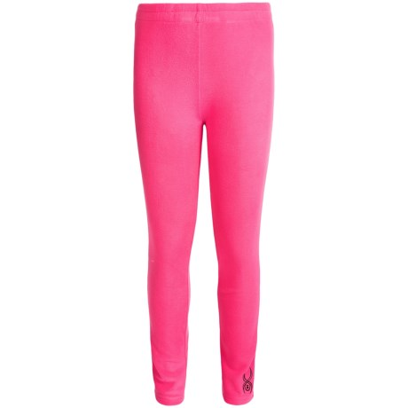 Spyder Micro Polar Fleece Pants (For Little and Big Girls)