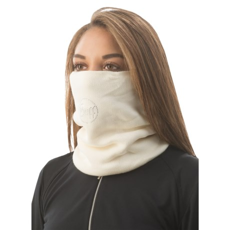 Buff Knit and Polar Fleece Chic Neck Gaiter (For Men and Women)