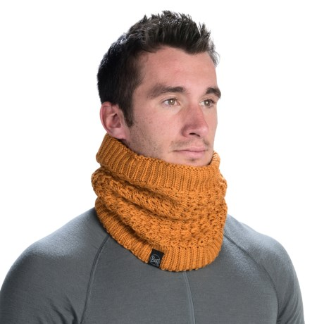 Buff Knit and Polar Fleece Neck Gaiter (For Men and Women)