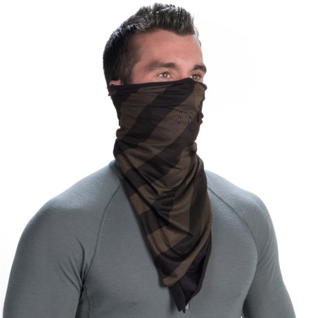 Buff Polar Fleece Bandana Buff (For Men and Women)
