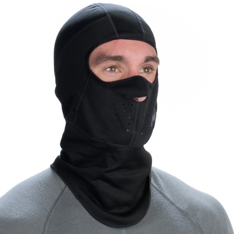 Buff Windproof Fleece Balaclava - Windstopper® (For Men and Women)
