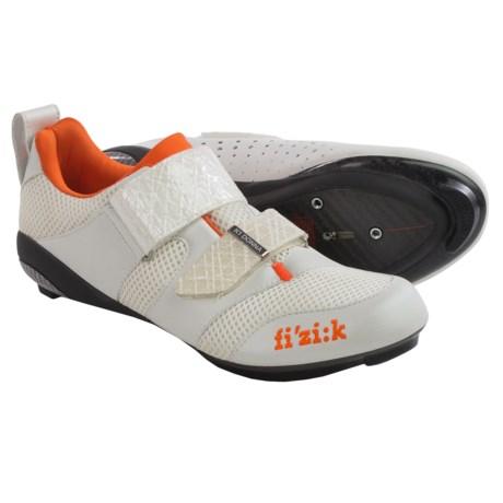 Fizik K1 Donna Triathlon Cycling Shoes - 3-Hole (For Women)