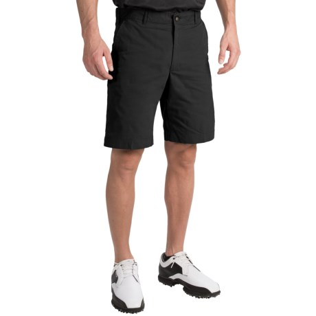 Chase Edward Solid Golf Shorts (For Men)