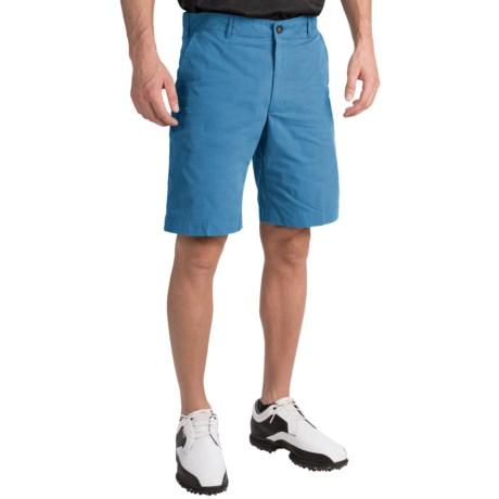 Chase Edward Solid Golf Shorts (For Men)