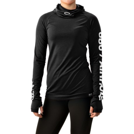 686 Airhole Thermal Bala Base Layer Top - UPF 30, Long Sleeve (For Women)