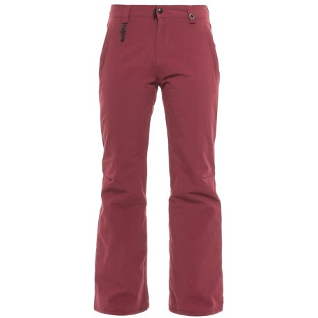 686 Snowboard Pants - Waterproof, Insulated (For Women)