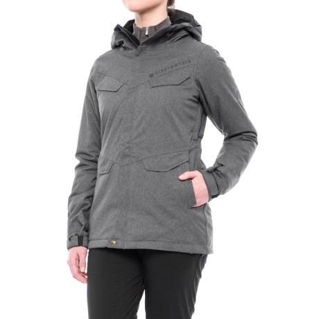 686 Snowboard Jacket - Waterproof, Insulated (For Women)