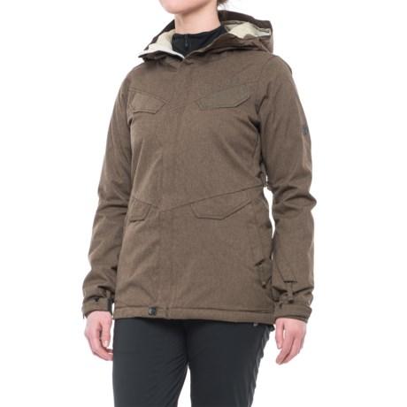 686 Snowboard Jacket - Waterproof, Insulated (For Women)