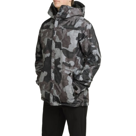 686 Defender Snowboard Jacket - Waterproof, Insulated (For Men)