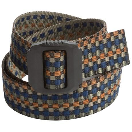 Bison Designs Jag Belt (For Men and Women)