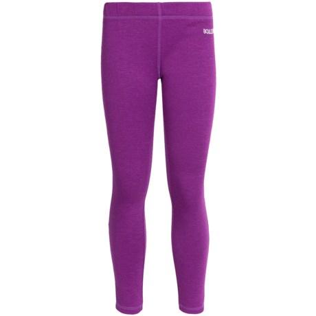 Boulder Gear Level II Tights - Fleece Lined (For Big Girls)