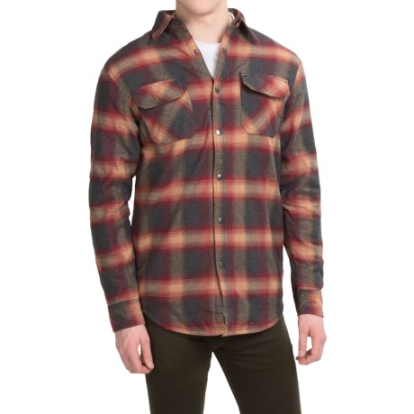 Dakota Grizzly Shayne Flannel Shirt - Long Sleeve (For Men)