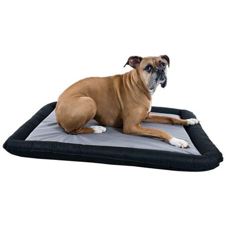 "alcott Essentials Rugged Bolster Dog Bed - Large, 40x28"""