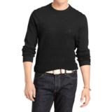 Izod IZOD Fine-Gauge Textured Cotton Sweater (For Men)