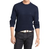 IZOD Fine-Gauge Textured Cotton Sweater (For Men)