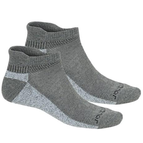 Terramar Cool-Dry Pro Socks - 2-Pack, Ankle  (For Men)