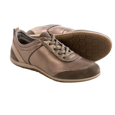 Vionic with Orthaheel Technology Willa Shoes - Leather (For Women)