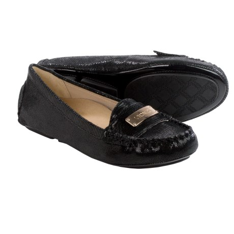 Vionic with Orthaheel Technology Ease Sydney Loafers - Leather (For Women)