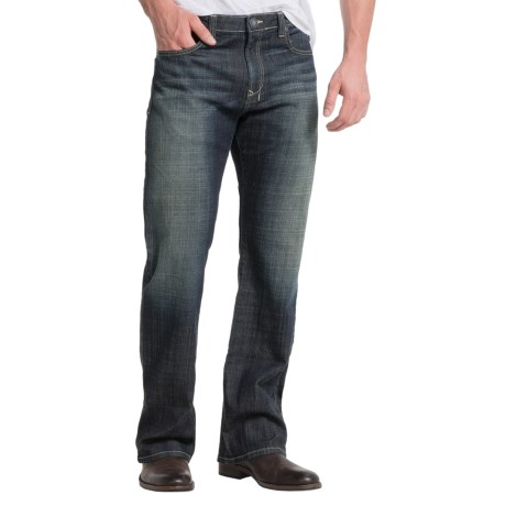 Specially made Stretch Denim Jeans - Bootcut (For Men)