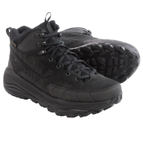 Hoka One One Tor Summit Mid Hiking Boots - Waterproof (For Men)