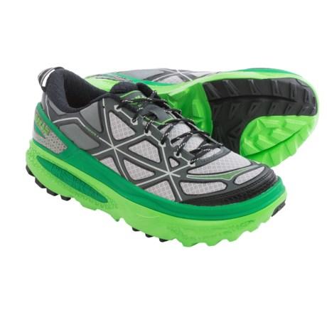 Hoka One One Mafate 4 Trail Running Shoes (For Men)