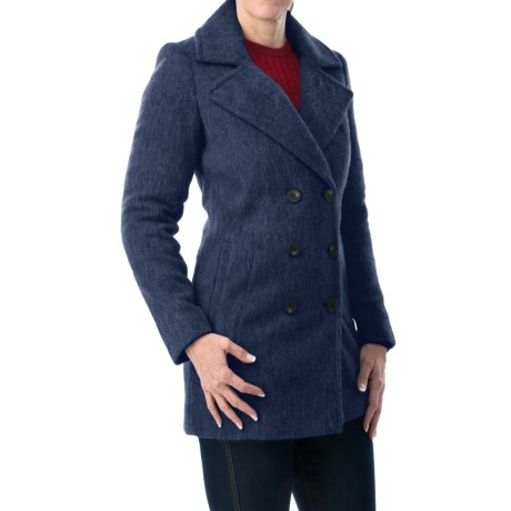 Marc New York by Andrew Marc Effie Peacoat (For Women)