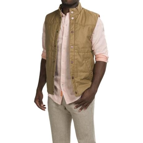 Tommy BahamaBest in the Vest Snap Vest (For Men)