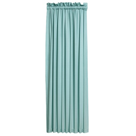 """Habitat by Commonwealth Home Fashions Trinity Curtain Panel Pairs - 108x84"""", Pole-Top"""