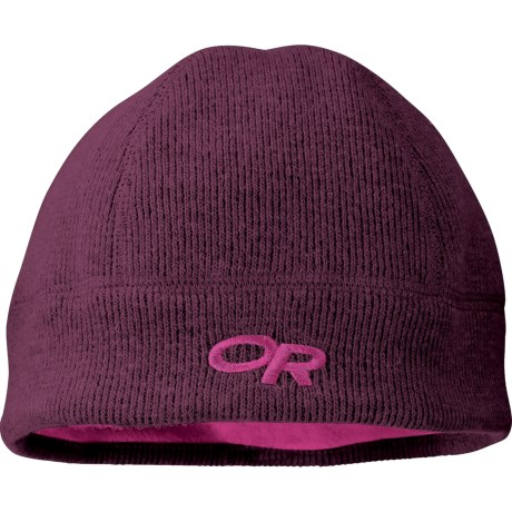 Outdoor Research Flurry Beanie Hat - Wool Blend (For Men and Women)