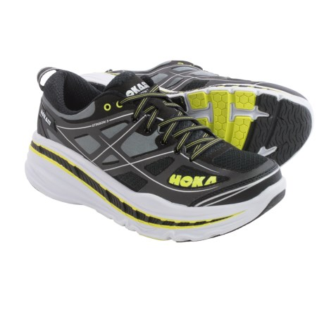 Hoka One One Stinson 3 Road Running Shoes (For Men)