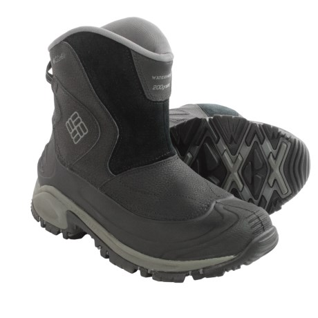 Columbia Sportswear Bugaboot Slip-On Snow Boots - Waterproof, Insulated (For Men)
